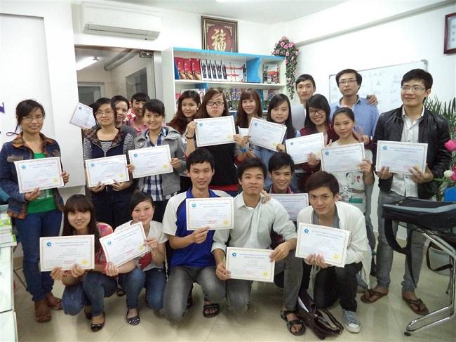 Trung Tâm Học Tiếng Anh Ở Thuận An Bình Dương