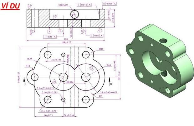 Hoc Autocad 2D 3D tai Binh Duong noi Dao tao thuc te