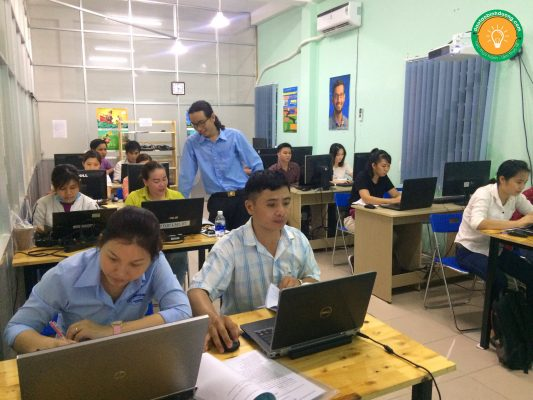 Trung Tâm Dạy Tin Học Văn Phòng Thuận An Dĩ An Bình Dương