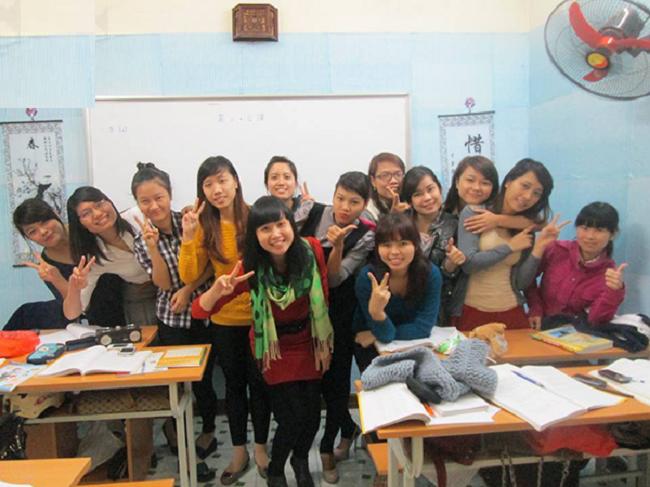 Học Tiếng Hoa giao tiếp tại Bình Dương