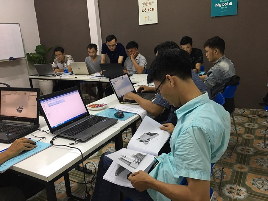 Khoa Hoc Solidworks Chung Chi Quoc Te Tai Binh Duong