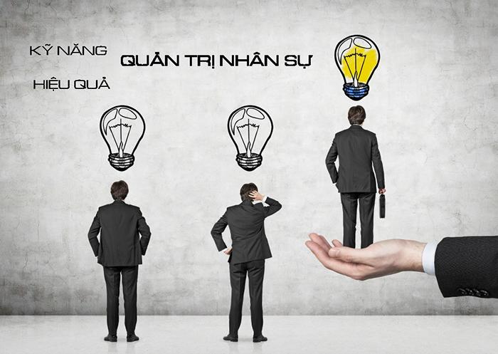 5 Mô hình quản lý nhân sự dành cho doanh nghiệp vừa và nhỏ (1)