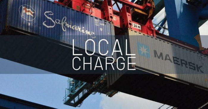 Local charges trong xuất nhập khẩu Lô hàng gồm những Local Charges gì