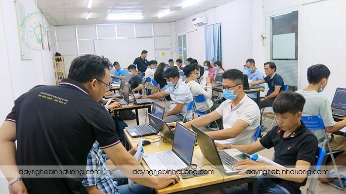 Đào tạo học AutoCAD 2D 3D tại Chơn Thành Bình Phước