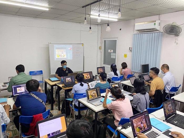 Đào tạo học thiết kế đồ họa tại Đồng Xoài Bình Phước (1)