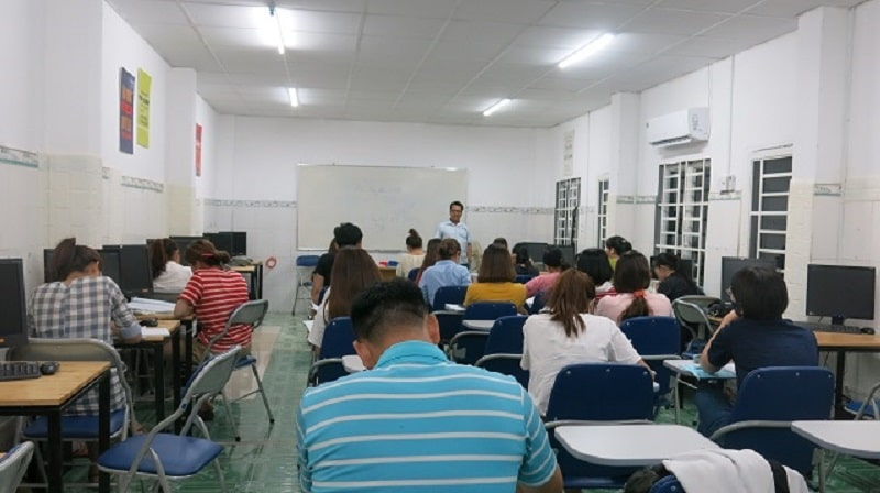 Trung tâm đào tạo kế toán ở Bình Phước CHẤT LƯỢNG CAO