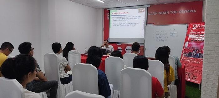 Trung tâm đào tạo quản lý nhân sự Chơn Thành Bình Phước