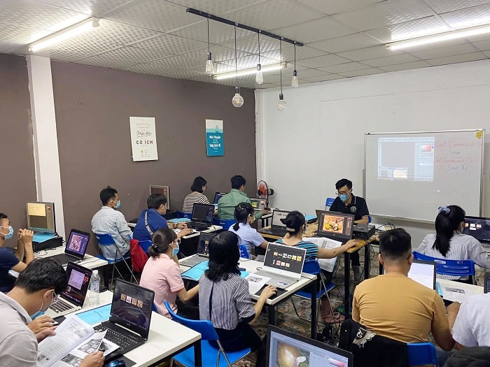 Trung tâm đào tạo tin học Đồng Xoài Bình Phước UY TÍN