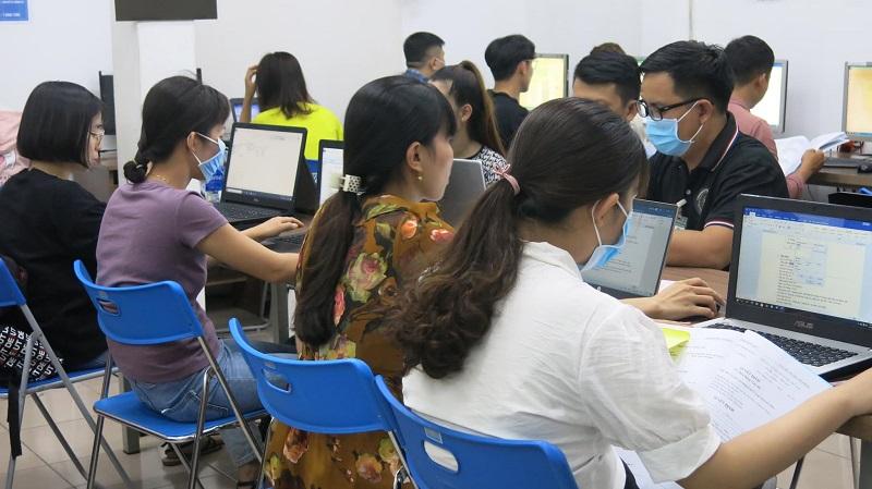 Trung tâm đào tạo tin học Chơn Thành Bình Phước THỰC TẾ (3)