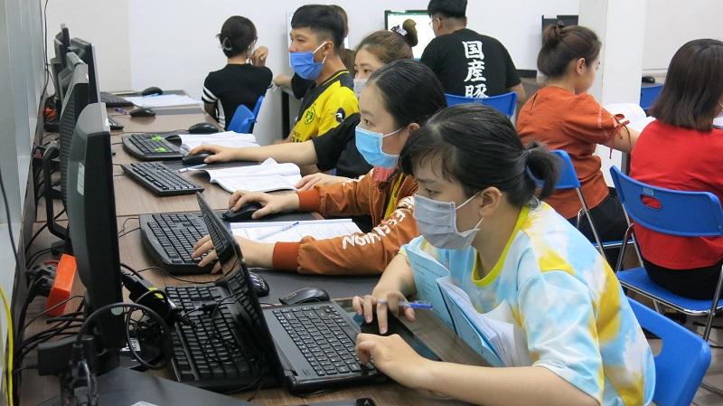 Trung tâm đào tạo tin học Chơn Thành Bình Phước THỰC TẾ (4)