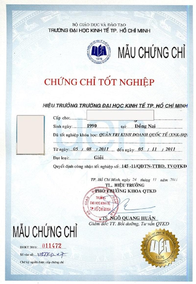 Trung tâm đào tạo xuất nhập khẩu Chơn Thành Bình Phước